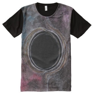 Black Hole Cosmic Shirt