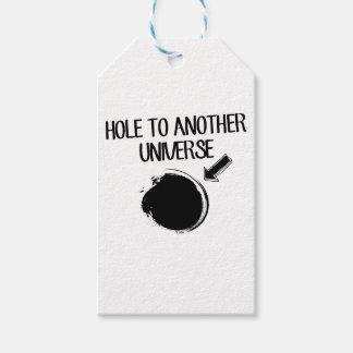 Black Hole Gift Tags