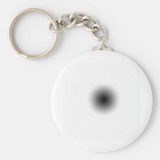 Black hole keychain