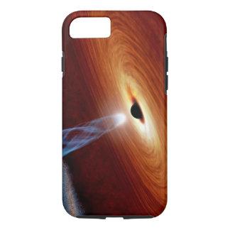 Black Hole Mobile Case