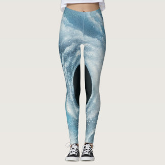 Black Hole Oblivion Leggings