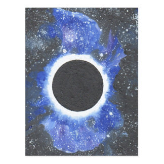Black Hole Postcard