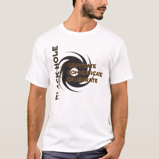 "Black Hole Recordings ""Celebrate"" Tee"