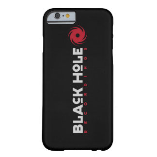 Black Hole Recordings iPhone 6 case! Barely There iPhone 6 Case