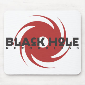"Black Hole Recordings ""Original"" Mousepad"