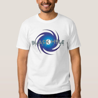 "Black Hole Recordings ""Space"" T-shirts"