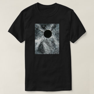 Black Hole t-shirt, Men's dark T-Shirt