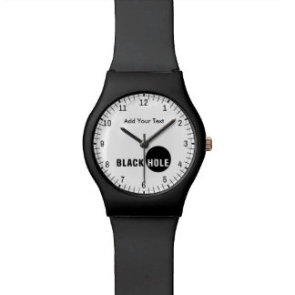 Black Hole Watches