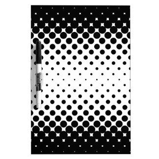 Black Holes Background Dry Erase Board