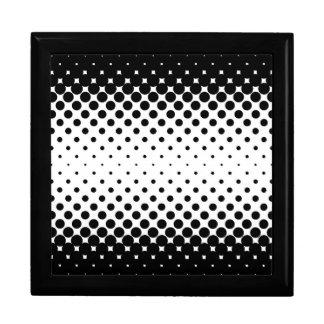 Black Holes Background Gift Box