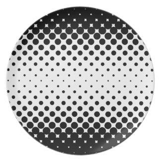 Black Holes Background Plate