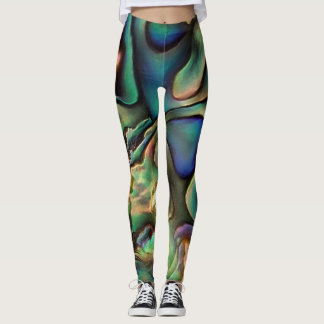 Black Holes by rafi talby Leggings