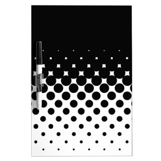 Black Holes Dry Erase Board