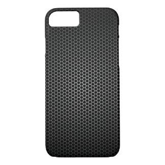 Black Honeycomb iPhone 7 Case