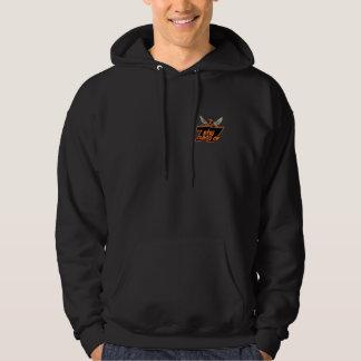 Black Hoodie - Small Logo