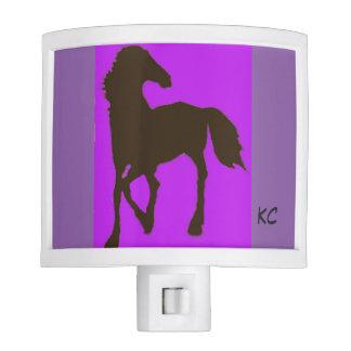 black horse art night lite