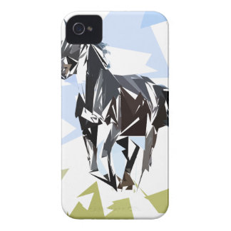 Black horse Case-Mate iPhone 4 cases