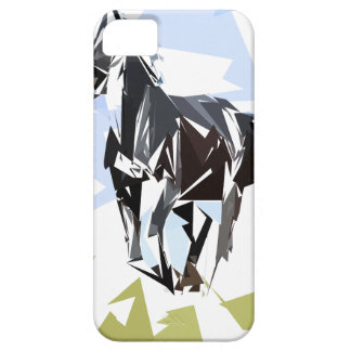 Black horse iPhone 5 cases