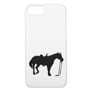 Black Horse iPhone 7 Case