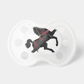 Black Horse Pacifier