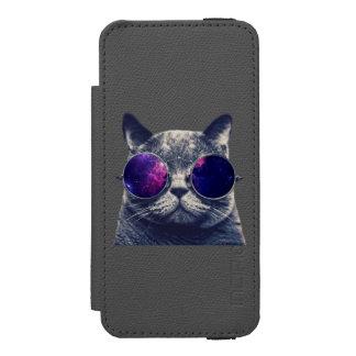 Black Incipio Watson™ iPhone SE + iPhone 5/5s Wall Incipio Watson™ iPhone 5 Wallet Case