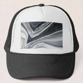 Black Ink Trucker Hat