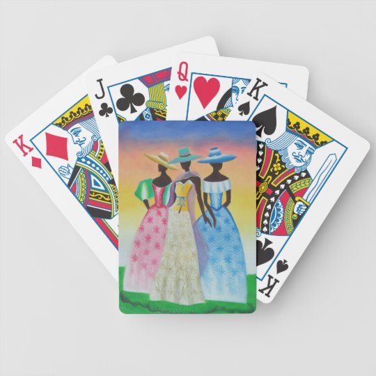 Black is Beautiful Playing Cards