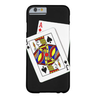 Black Jack iPhone 6 case