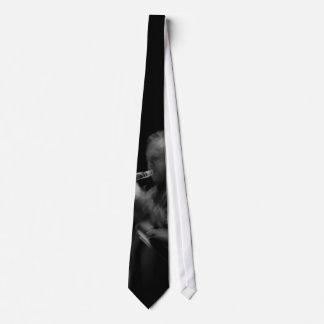 Black Jazz MensTie Tie