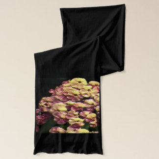 black jersey scarf