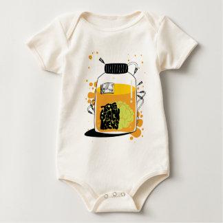 Black Keys Baby Bodysuit