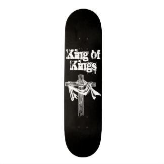 Black King of Kings Skateboard Deck