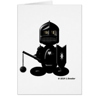 Black Knight (plain) Card