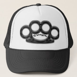 black knuckles hat