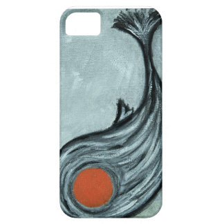 black koi iPhone 5 case