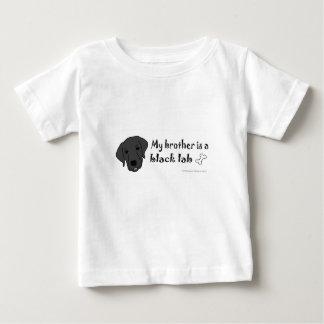 black lab baby T-Shirt