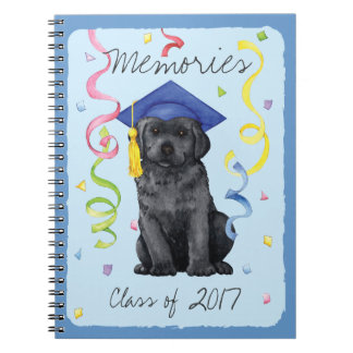 Black Lab Graduate Notebooks