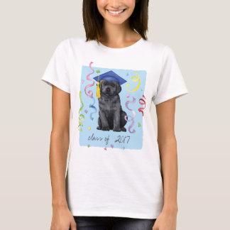 Black Lab Graduate T-Shirt