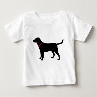 black lab, Labrador Retriever Baby T-Shirt