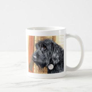 Black Labradoodle #1 Mug