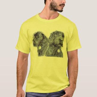 Black Labradoodles T-Shirt