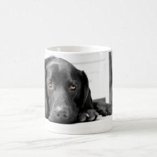 Black Labrador Coffee Mug