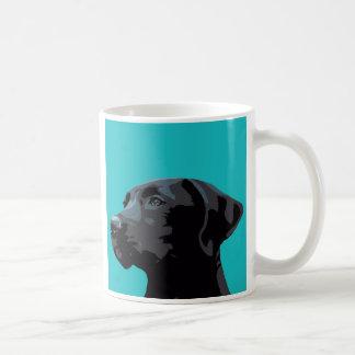 Black Labrador Mug