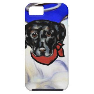 Black Labrador Retriever iPhone 5 Cover