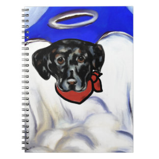 Black Labrador Retriever Notebooks