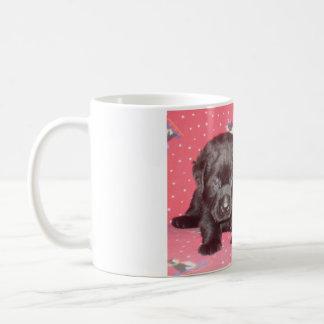 Black Labrador Retriever Puppies ~ Mug