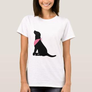 Black Labrador Retriever T-Shirt