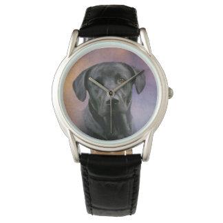 Black Labrador Retriever Watch