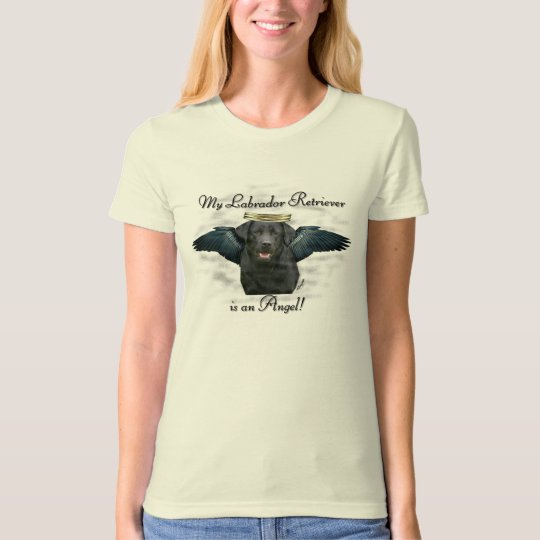 Black Labrador Shirt
