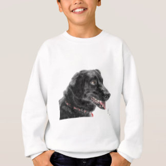 Black Labrador Sweatshirt